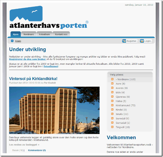 Atlanterhavsporten